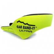 Ear Band-it Neónovožltá Ultra čelenka a 1pár štuplov