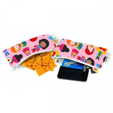 Snack Bag Mini (2ks) Girl Power
